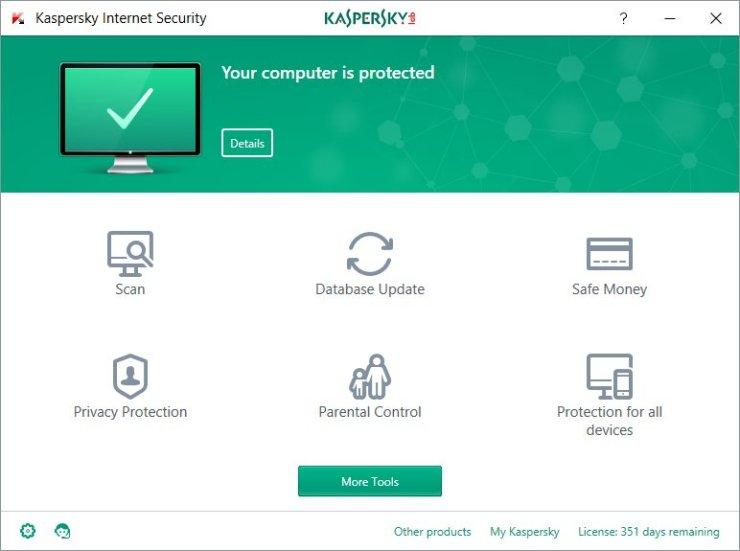 kaspersky antivirus terbaik