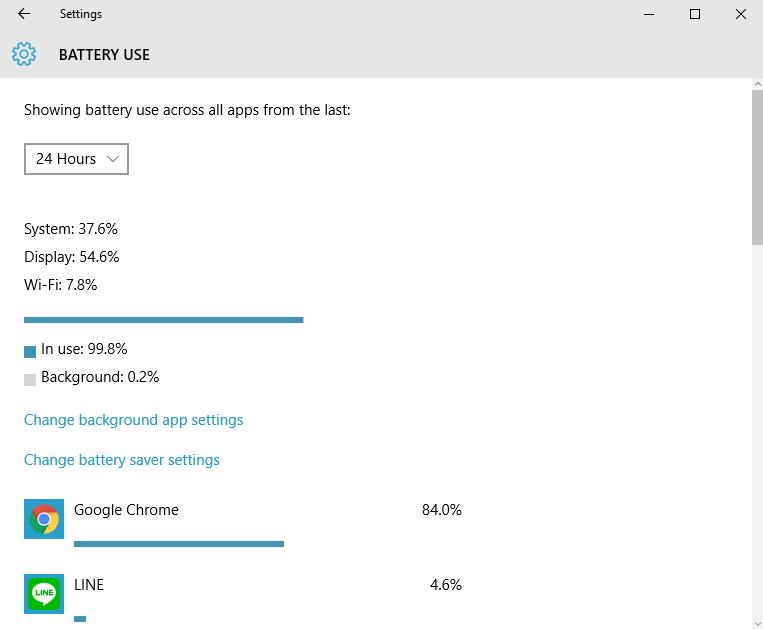 customize battery saver setting untuk memaksimalkan daya baterai